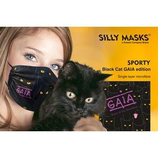 Silly Masks Mondmasker Gaia - Voice Of The Voiceless