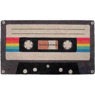 Fisura Doormat Cassette Tape