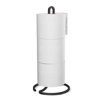 Umbra Toilet Paper Spare Roll Holder Squire