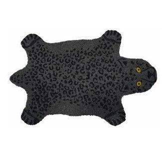 Fisura Fußmatte schwarzer Panther