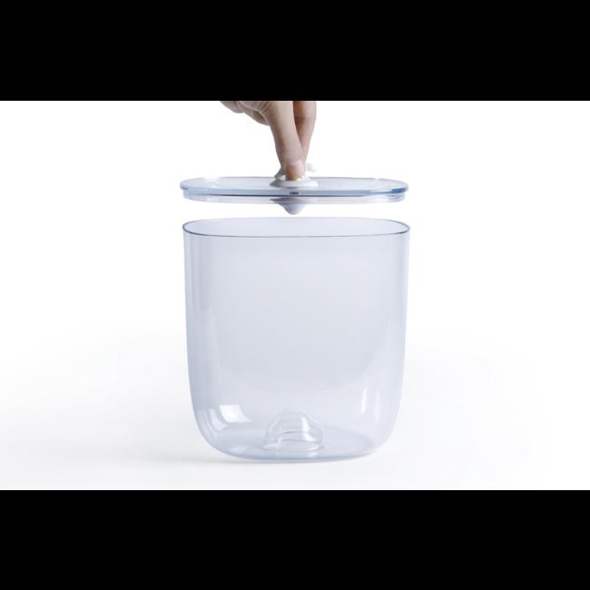 Qualy - Vorratsglas Lebensmittelbehälter Eisbär