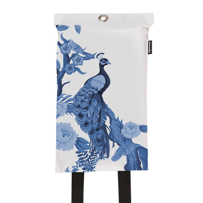 Naaais - Fire Blanket Peacock - 120 x 180 cm