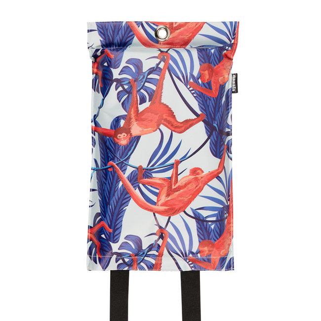 Naaais - Branddeken - Blusdeken Aapjes - 120 x 180 cm