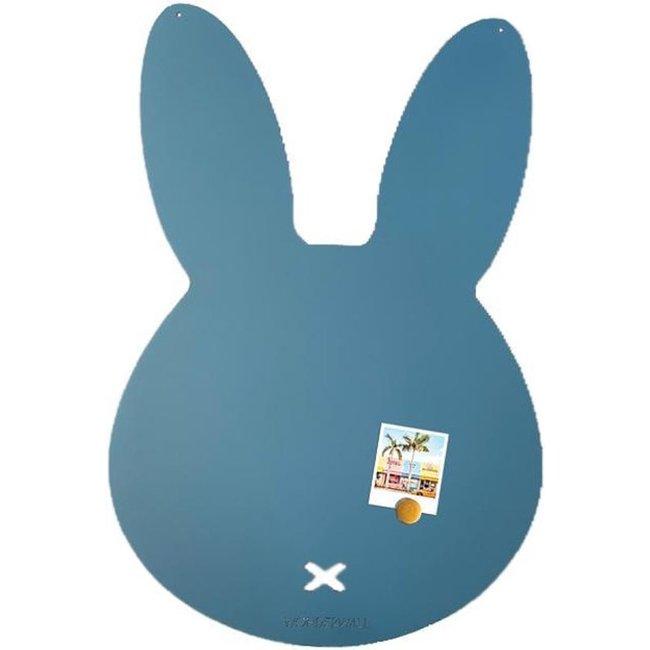 FAB5 Wonderwall Magnetplatine Kaninchen 50x60 cm