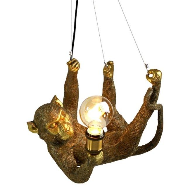 Werner Voß - Hängelampe - Tierlampe Affe Charlie