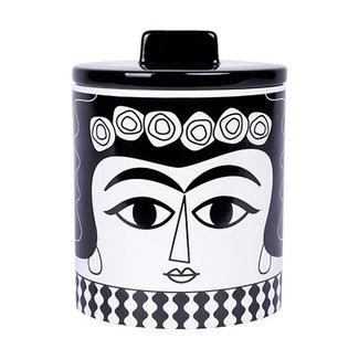 Kitsch Kitchen Storage Jar Marisol