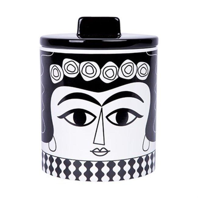 Kitsch Kitchen - Storage Jar Marisol