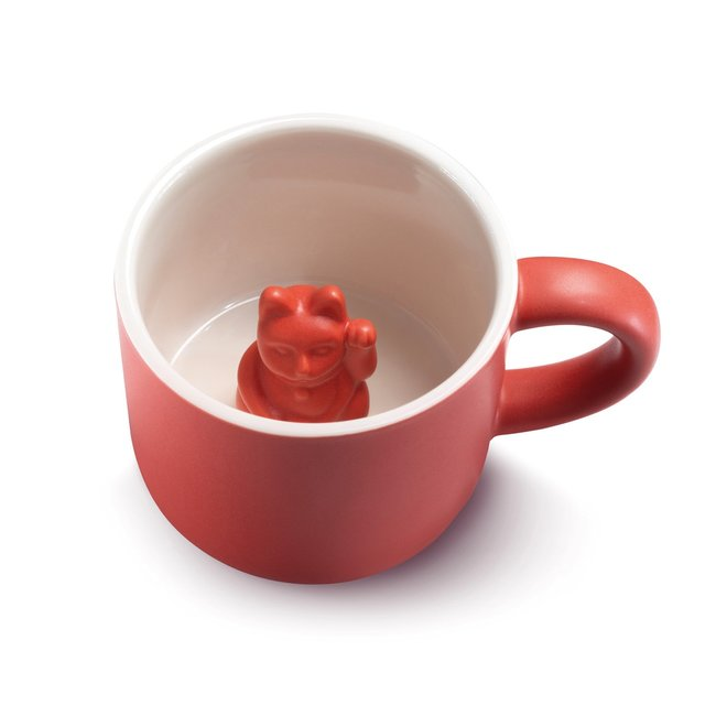 Donkey - Mug Lucky Cat Maneki-Neko