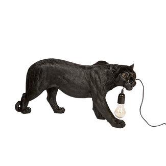Vloer- of Tafellamp Luipaard