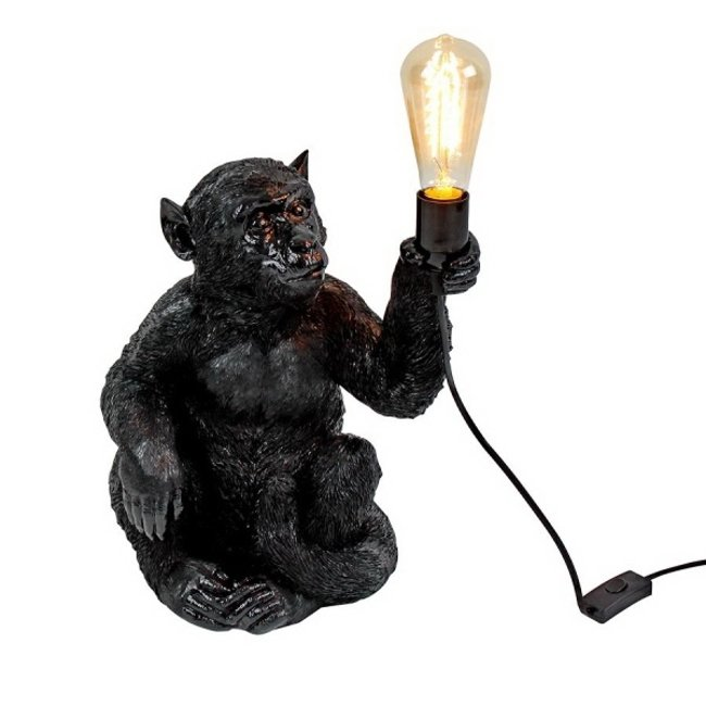 Werner Voß Tischlampe Affe Abu