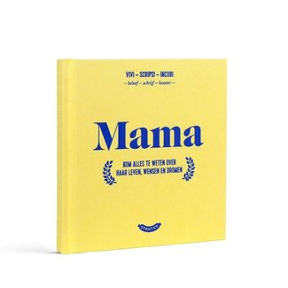 Stratier Petit Livre Mama