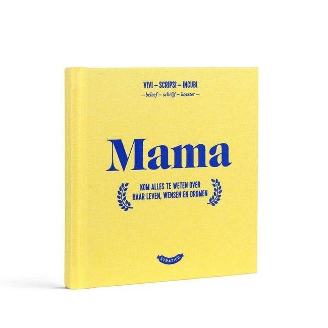 Stratier Boekje Wonderjaren Mama