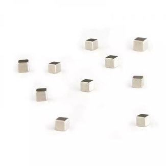 Trendform Magnets Kubiq Silver