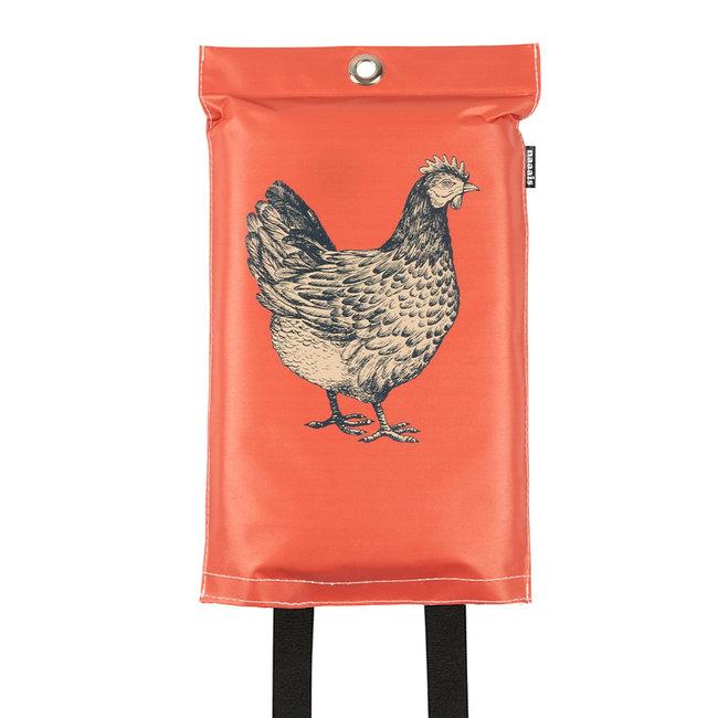 Naaais - Fire Blanket Chicken - 120 x 180 cm