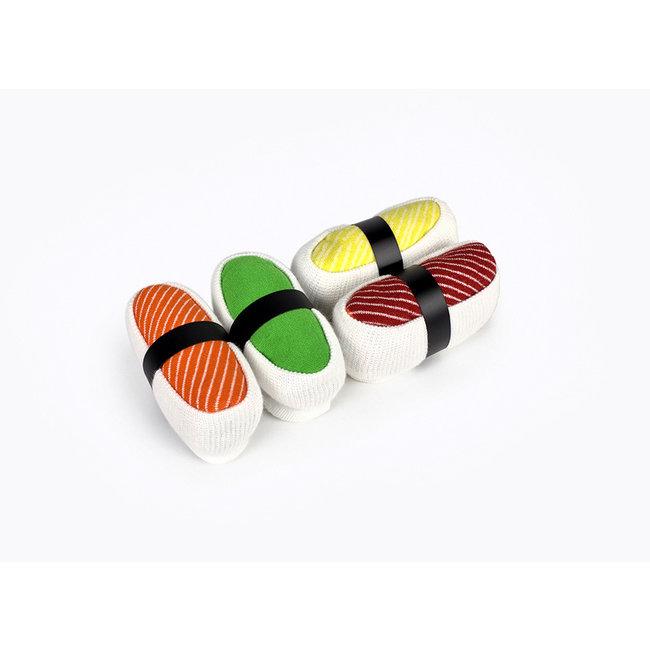 DOIY - Chaussettes Nigiri Sushi - 2 paires