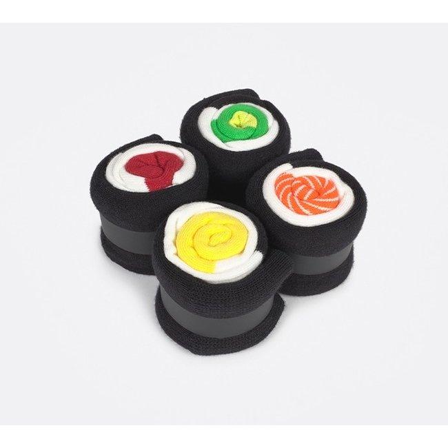 DOIY - Chaussettes Maki Sushi - 2 paires