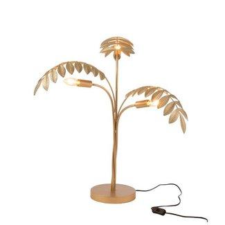 Tischlampe Palme