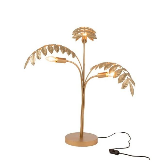 Table Lamp Palm Tree
