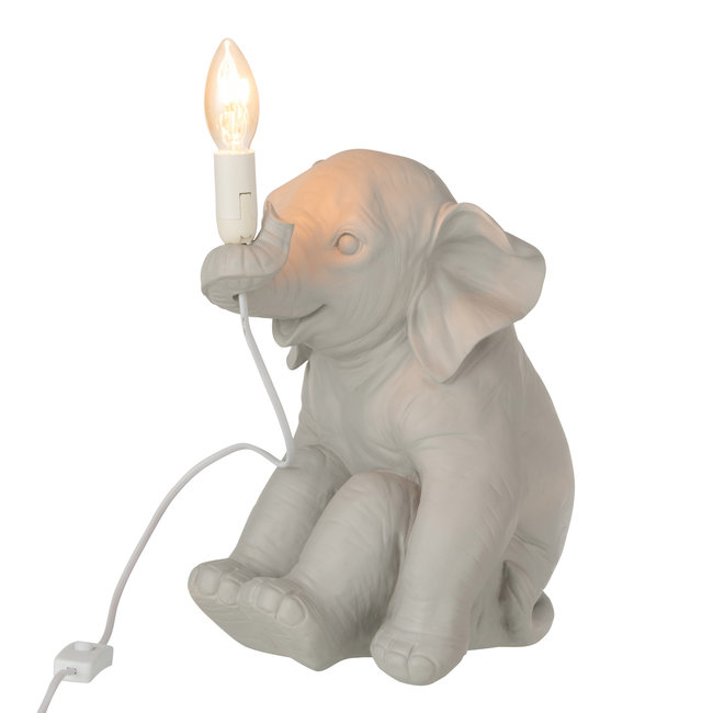 Children's Lamp Elephant Slurfie - H 34 cm