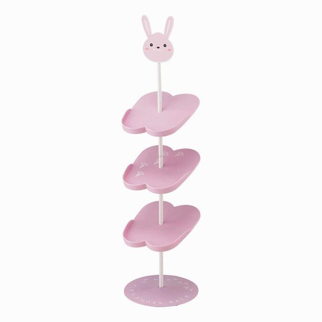 Yamazaki  Schuhregal Kinder - Kaninchen