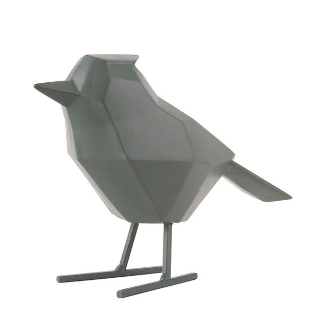 Present Time Skulptur Origami Vogel - large