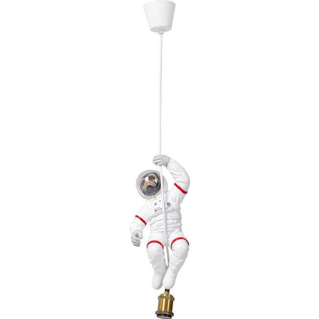 Karé Design - Hängelampe - Tierlampe Affe Astronaut