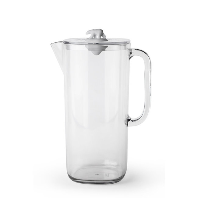Qualy - Pichet - Carafe Ours Polaire
