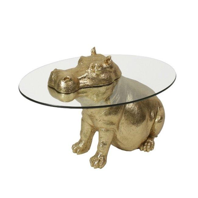 Werner Voß Table d'Appoint Hippo Patty Potamus