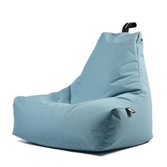 Extreme Lounging Beanbag Pouf B-Bag Mighty-B - outdoor bleu marine
