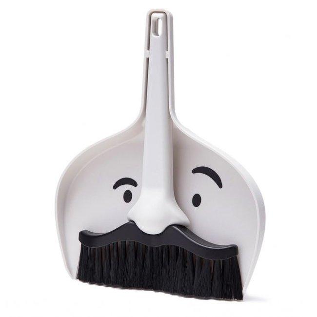 Peleg Design - Mini Dustpan and Brush Set Dustache