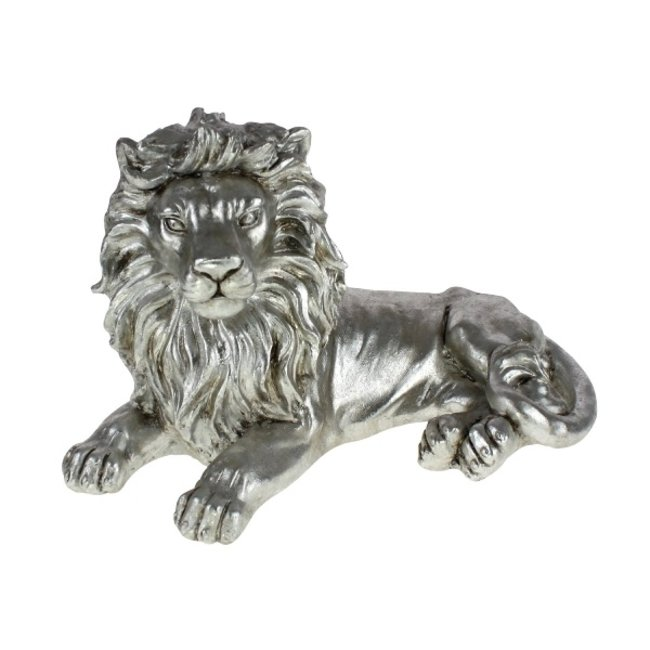 Werner Voß - Figurine d'Animal Lion - couché - L 52 cm