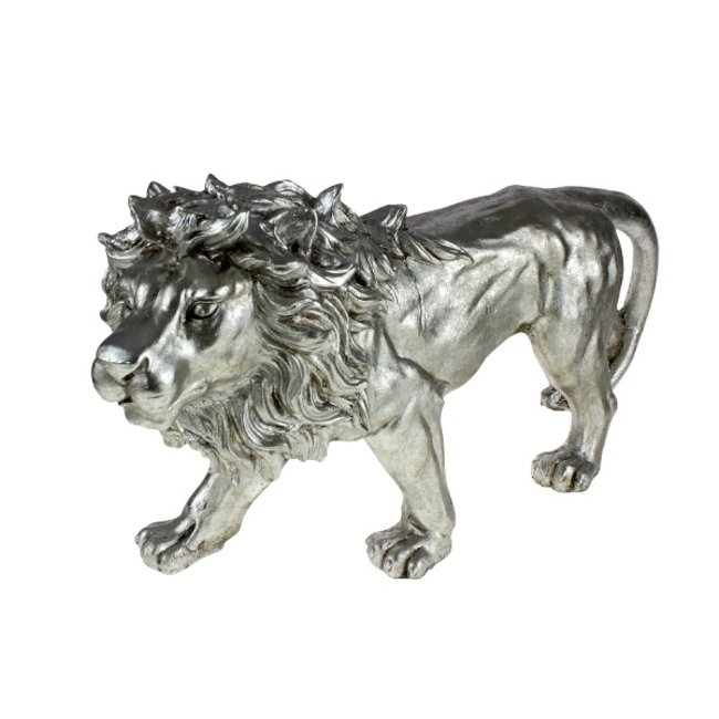 Werner Voß Animal Figurine Lion - standing