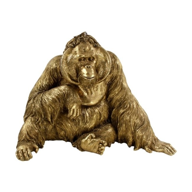 Werner Voß Skulptur Orang-Utan Affe