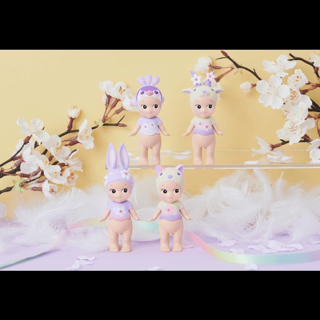 Sonny Angel Série Cherry Blossom - version nocturne