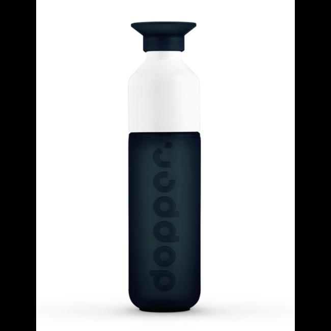 Wasserflasche Dopper Color - dark spring