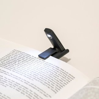Mini lampe de lecture pliable