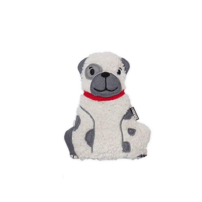 Bitten - Warming Pillow - Heatable Huggable Dog Boxer
