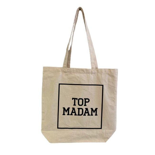 Urban Merch Tragetasche - Top Madam