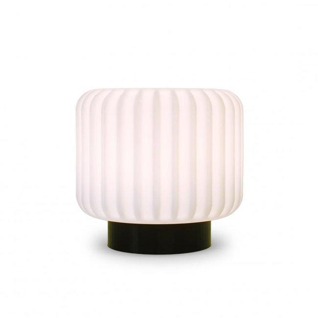 Atelier Pierre - Lampe de Table Dentelles 15 - rechargeable - dimmable