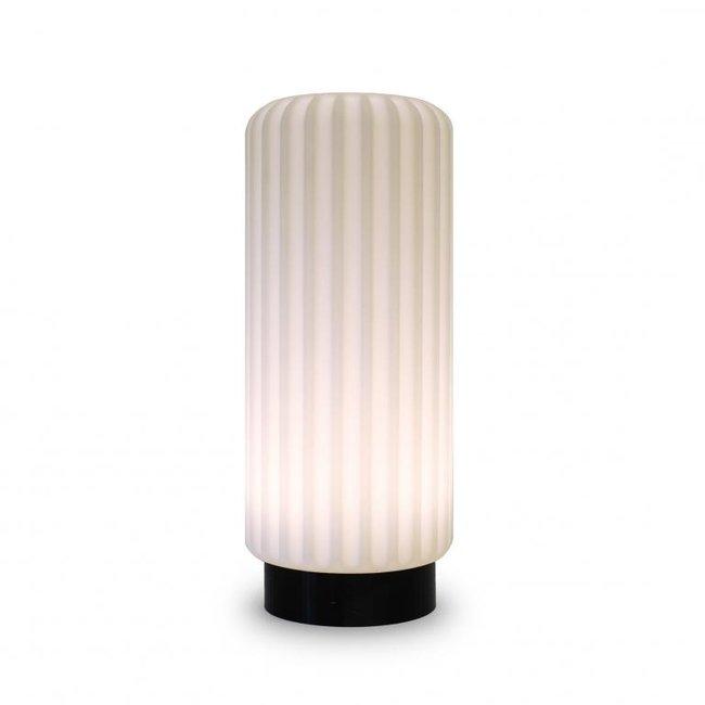 Atelier Pierre - Lampe de Table Dentelles 29 - rechargeable - dimmable