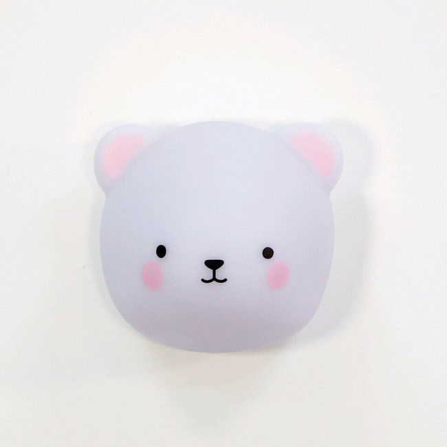 LED Wall Light Baby Bear - magnetic - easy to move