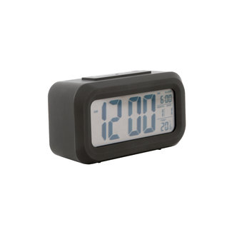 Karlsson Alarm Clock Jolly - black