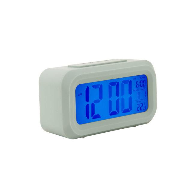 Karlsson Alarm Clock Jolly - misty green