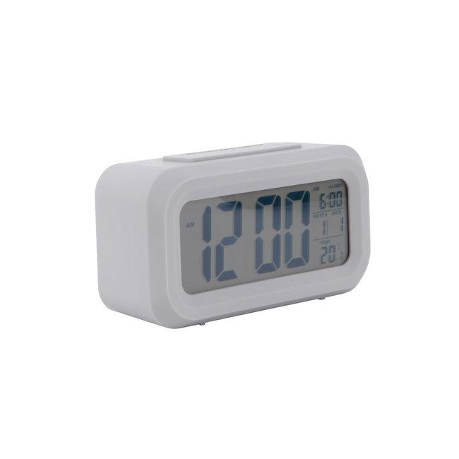 Karlsson Alarm Clock Jolly - grey