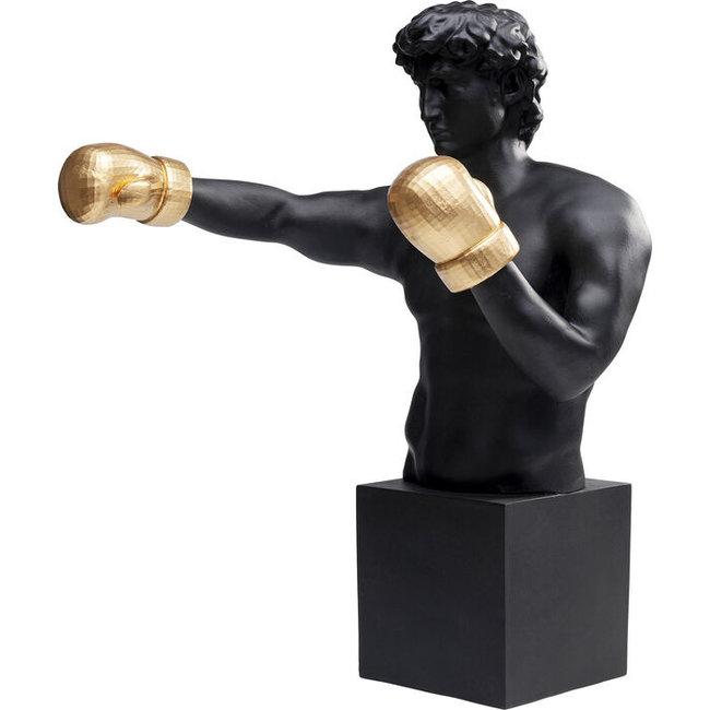 Karé Design Statue Boxeur Balboa