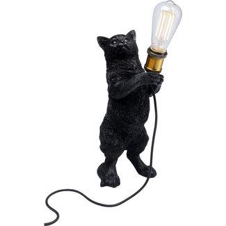 Karé Design Table Lamp Cat Kitty
