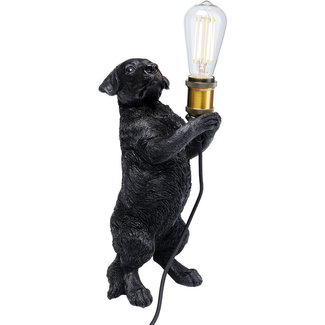 Karé Design Table Lamp Dog Perro