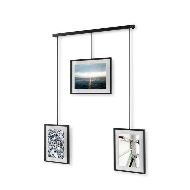 Umbra Display Photo Exhibit 3 - noir