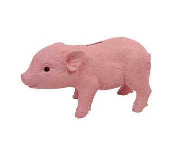 Money-Box Pink Pig