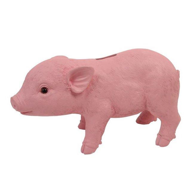 &klevering Spaarvarken Roze